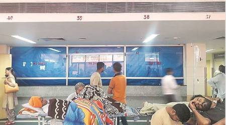 PGI Chandigarh: Amrit outlet likely to come up at Advance Trauma Centre bymonth-end