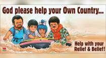 Kerala floods: Amul urges people to keep faith in time of distress
