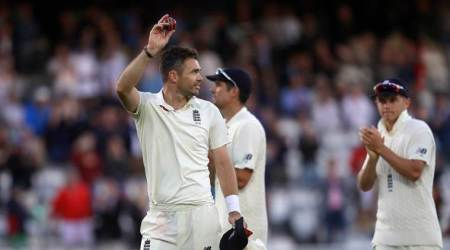 India vs England 2nd Test: India fall to James Anderson and co., dismissed for 107