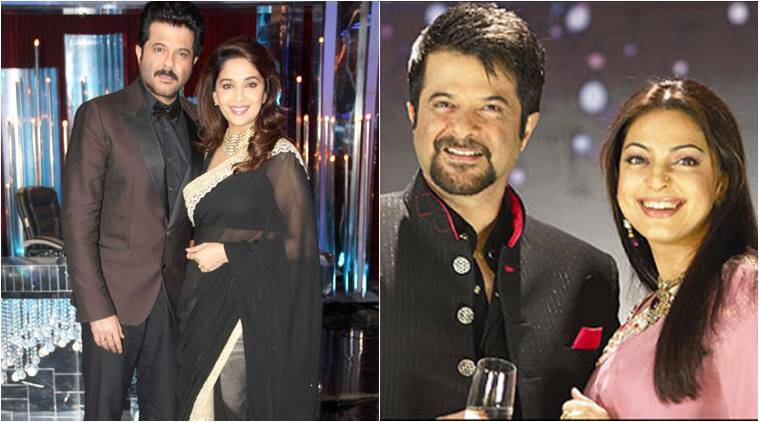 anil kapoor to work with juhi chawla and mahuri dixit