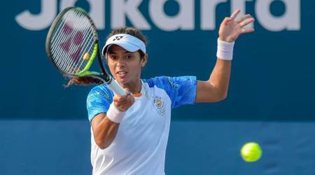 Asian Games 2018 Live Streaming Day 4 Live Score and Updates: Ankita Raina confirms medal in Women's Singles Tennis; Manu Bhaker in 25m pistol final