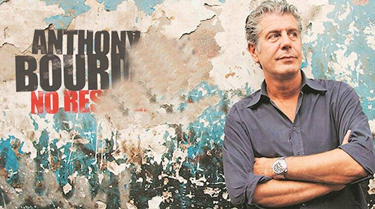 Celebrated chef Anthony Bourdain to be immortalised in a documentary