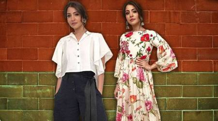 Sui Dhaga promotions: Anushka Sharma takes us on a sartorial tour with her latest looks