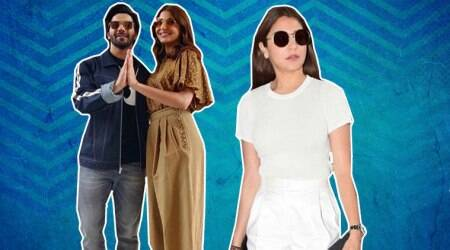 Sui Dhaaga promotions: Anushka Sharma's latest looks gets a thumbs up fromus