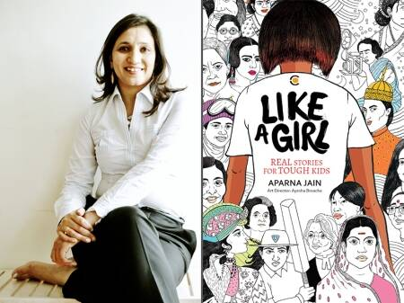 Aparna Jain: It's fine to talk about gender and violence with kids