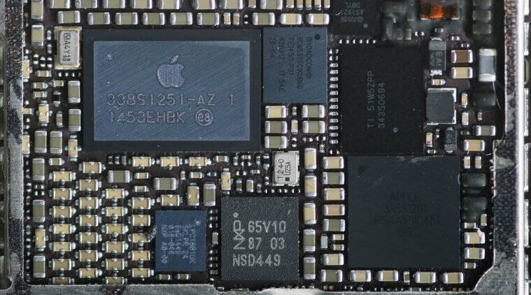 TSMC Computer Virus, TSMC Chipmaker, TSMC Apple iPhones, Apple, iPhones, TSMC Fabrication Tools, Fab Tools, TSMC Fab Tools, Apple iPhone, Apple TSMC, Apple iPhone 2018