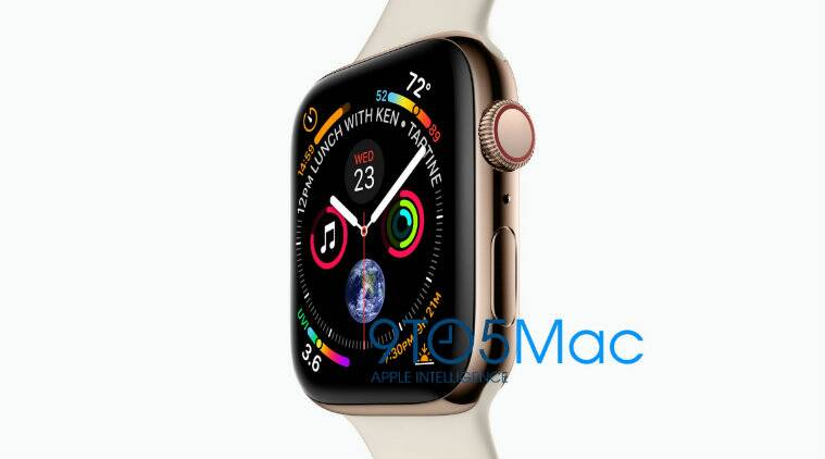 iPhone XS, Apple iPhone XS image, iPhone Launch Event, Apple iPhone 2018 launch, Apple Launch Event, 2018 Iphone XS, Apple Watch 4, Apple watch 4 series, 2018 iPhone lineup, Apple watch 4 series release date, iPhone X series, Apple Watch 4 price in India