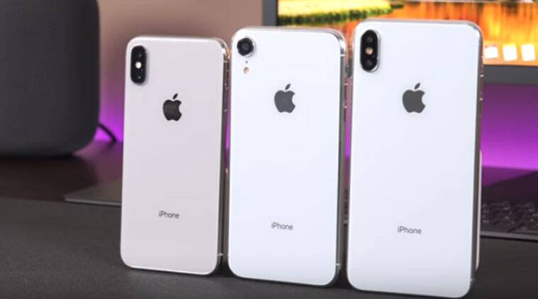Apple's 2018 iPhones prototypes revealed in new leaked video