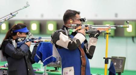 Asian Games 2018 Live Streaming India Shooting Live score and updates: Apurvi Chandela, Ravi Kumar win bronze medal in 10m Air Rifle Mixed Team event