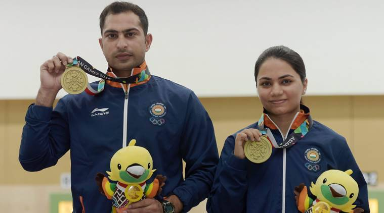 Asian Games 2018: Shooters Apurvi Chandela, Ravi Kumar open India's medal tally, clinch mixed air rifle bronze