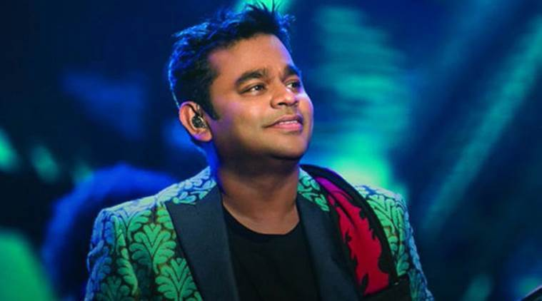 Harmony with A R Rahman on Amazon Prime.
