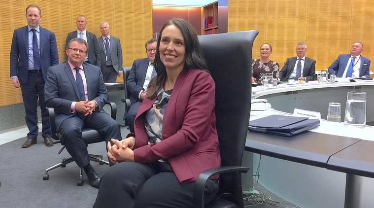 'Nice to be back': New Zealand PM  Jacinda Ardern returns to capital after maternity leave