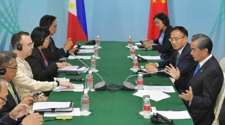Southeast Asia, Beijing hail progress in South China Sea talks; laud it as 'milestone'