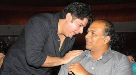 between two filmmakers Ashutosh Gowariker and Sajid Khan fight