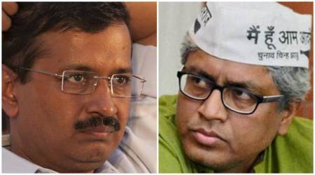 Ashutosh's resignation: AAP insiders claim he was upset on being denied Rajya Sabha ticket