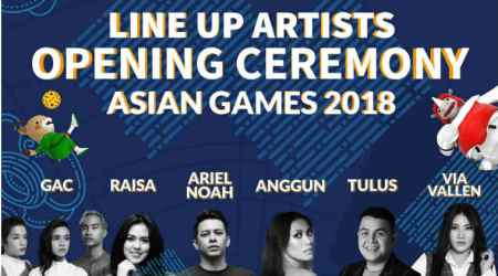 Asian Games 2018 livestream: How to watch the opening ceremony live online on Sony Ten 2, Sony LIV, JioTV, Airtel TV