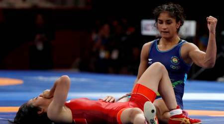 Asian Games 2018 Live, Wrestling Live Updates Streaming: Vinesh Phogat wins gold medal; Sakshi Malik, Sumit Malik go for bronze