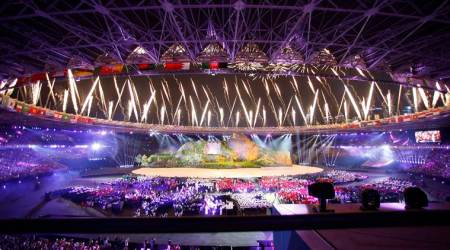 Asian Games 2018: Indonesia welcomes Asia with explosive opening ceremony