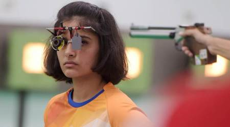 Asian Games 2018 Live Streaming India Shooting Live Score and Updates: Manu Bhaker qualifies for 25m pistol Women finals