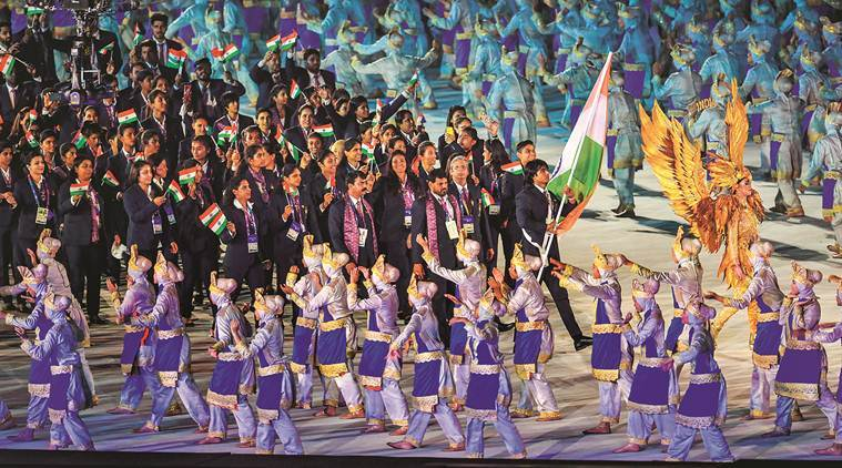As Asia showcases unity, two Koreas get loudest cheers at opening ceremony