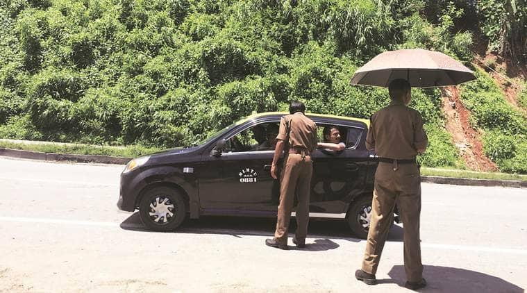 NRC season, Meghalaya steps up checks on Assam border