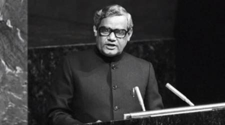 """""""Vajpayeeji was a true democrat who recognised the legitimate role of the Opposition."""""""