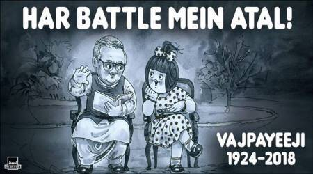 Amul's poignant tribute to Atal Bihari Vajpayee is winning hearts online