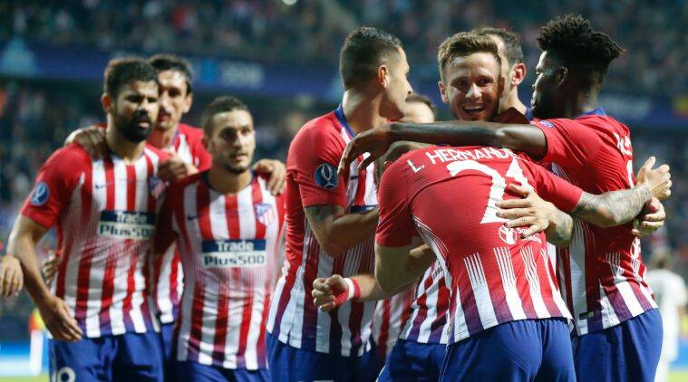 Atletico Madrid Beat Real Madrid 4 2 After Extra Time In Super Cup