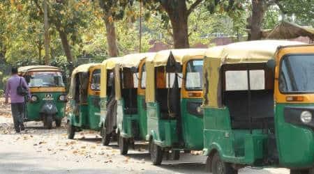 Autos, cabs off roads in Bengaluru due to strike against amendment to MVA