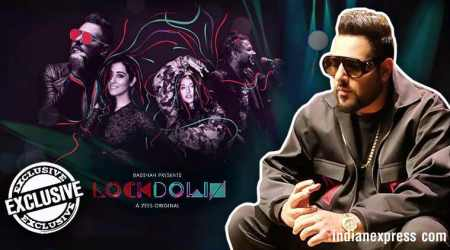badshah turned producer with Zee5 web-series Lockdown