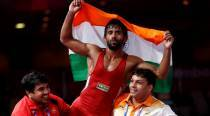 Asian Games 2018: Punia wins India's first gold medal