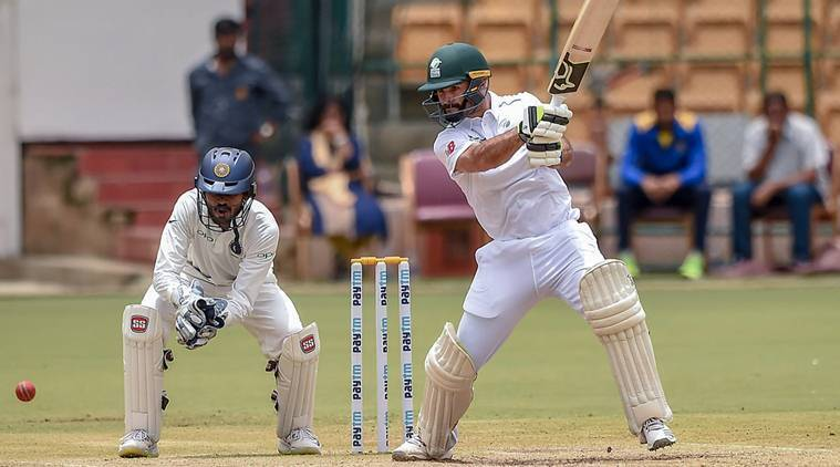 India A all out for 345 after collapse, South Africa reach 213-3 on Day 2