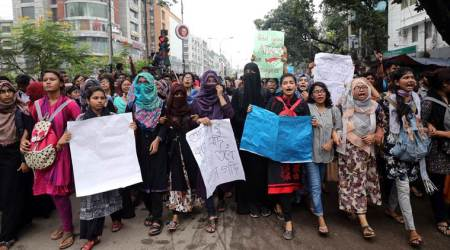 Bangladesh increases punishment for fatal traffic accidents to five years to end protests