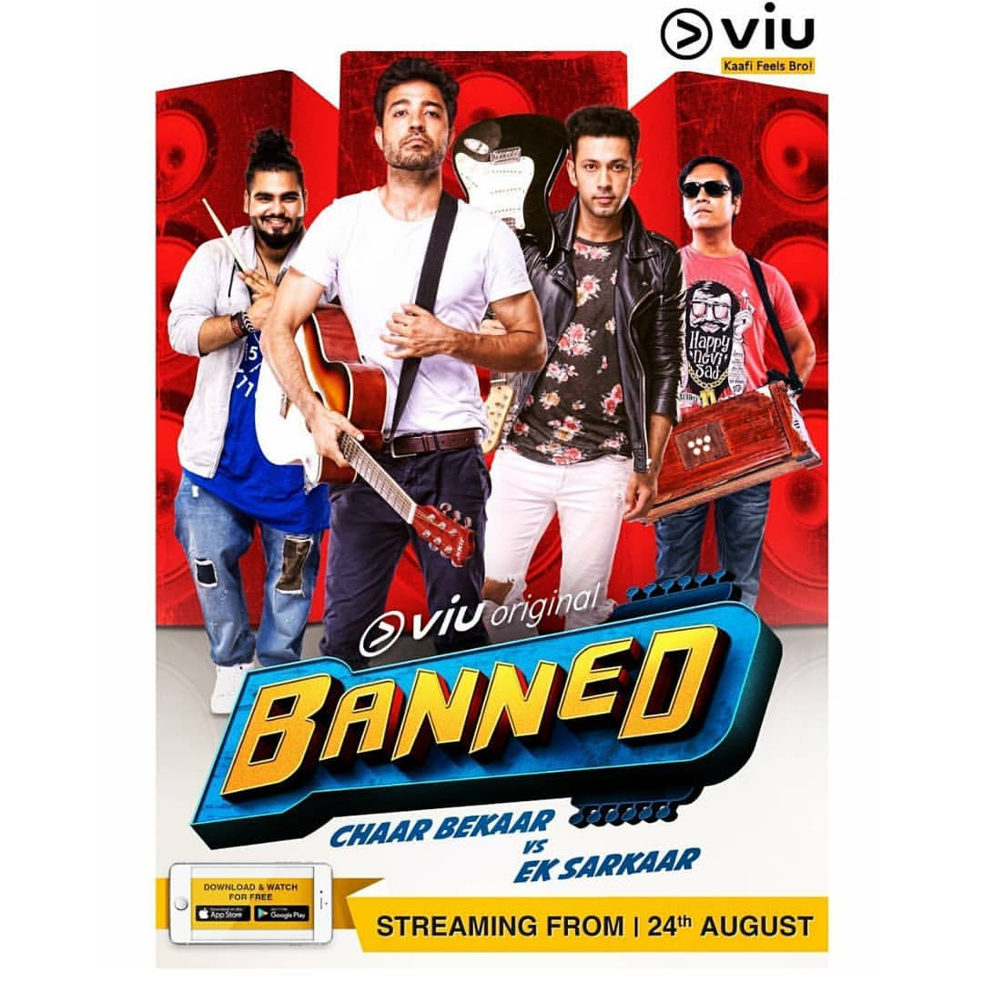 Banned web series