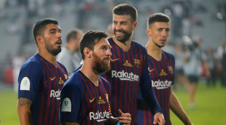 Girona Vs Barcelona First La Liga Fixture To Be Played In Us Reports Sports News The Indian Express