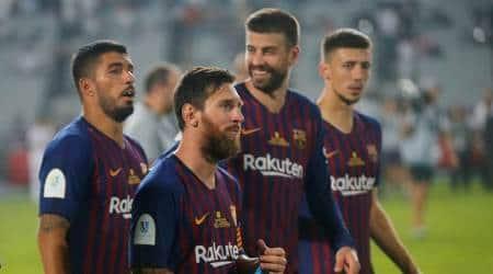 Barcelona primed to tighten grip on La Liga but Europe may be biggerpriority