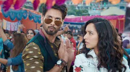 Batti Gul Meter Chalu song Gold Tamba: Shahid Kapoor and Shraddha Kapoor number will slowly grow on you