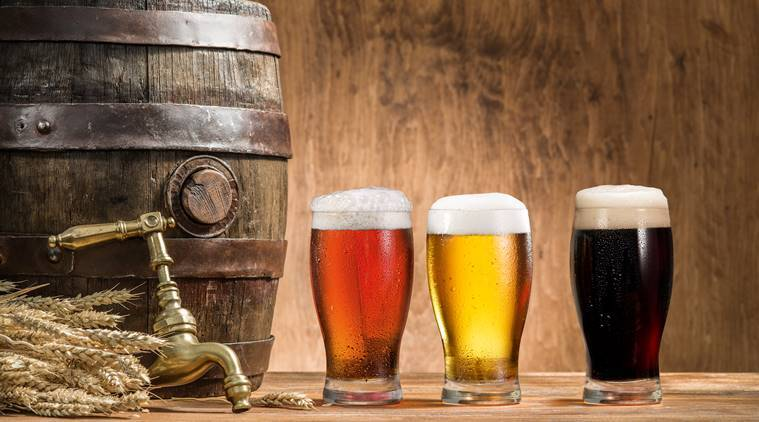 International Beer Day 2018, how to set up a beer brewery, investment for beer microbrewery, best microbrewer beer in gurgaon, delhi, mumbai, Bangalore, Wheat beer, kinds of beer, best beer place in delhi, mumbai, bangalore, indian express, indian express news
