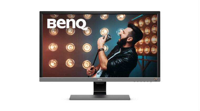 BenQ EL2870U display, BenQ EL2870U, BenQ EL2870U eye care display, 4K HDR 10 BenQ display, BenQ, Ultra-high-definition BenQ display, BenQ Amazon
