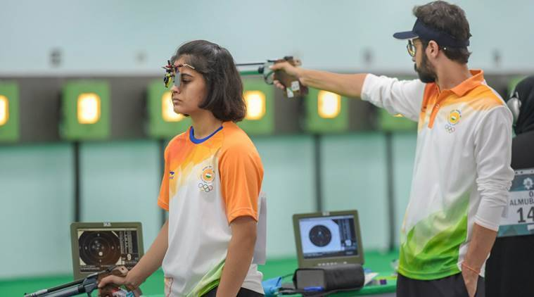 Abhinav Bindra has word of advice on dealing with fame for Manu Bhaker
