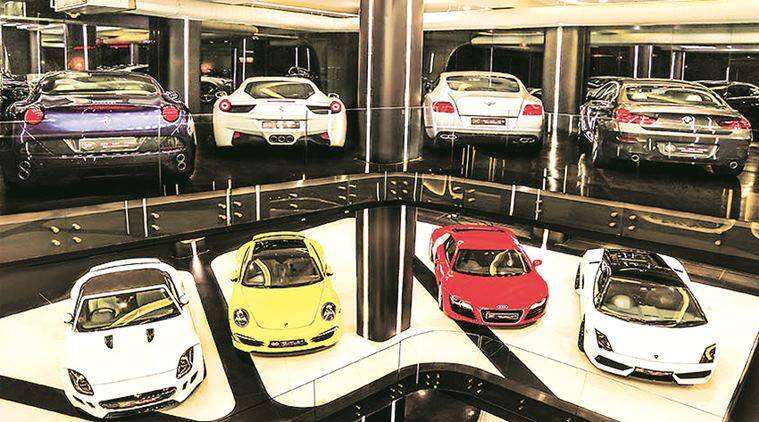 The gang sold the stolen vehicles to their contacts in Punjab, Rajasthan, Uttar Pradesh and other states. (Representational)