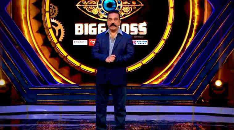Kamal Haasan in Bigg Boss Tamil season 2