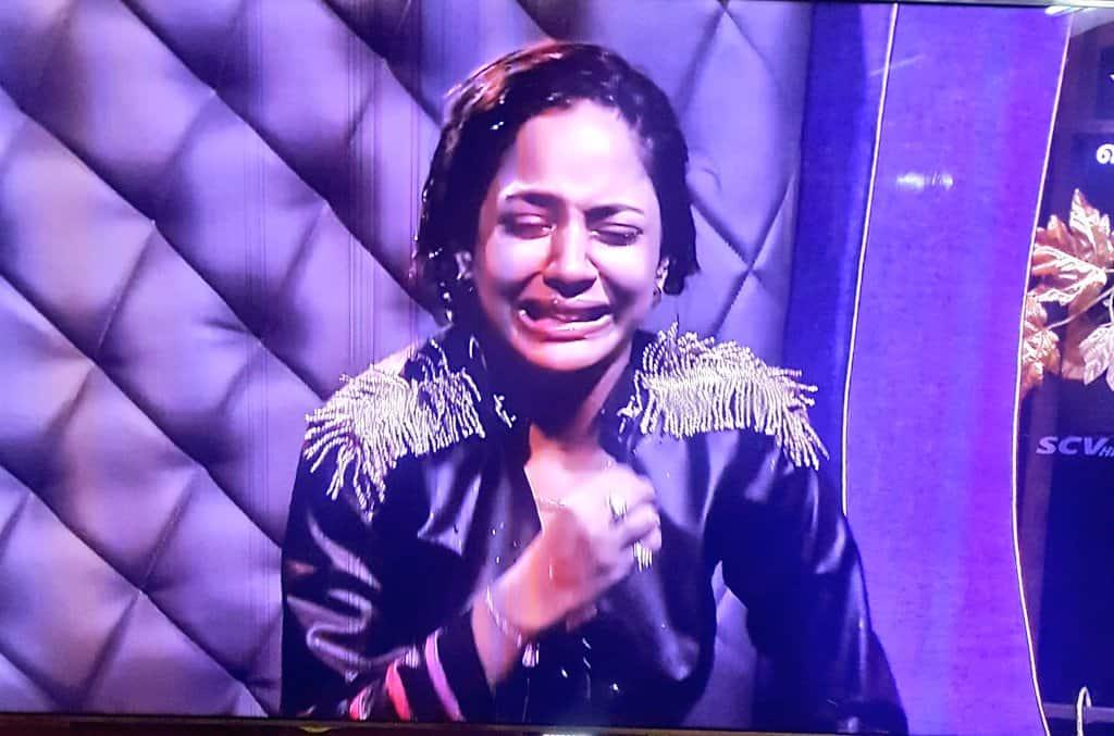 Bigg Boss Tamil contestant Aiswarya Dutta.