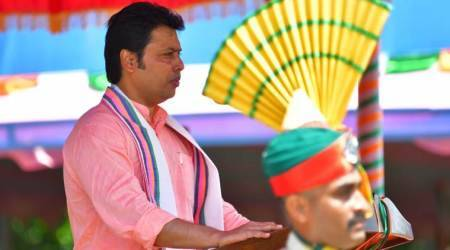 No space for bias, shall work for everyone: Tripura chief minister BiplabDeb