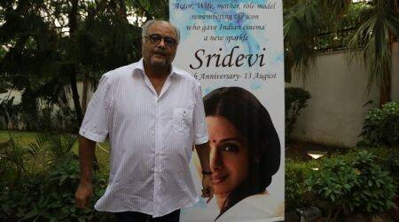 I fell in love with Sridevi when I saw her for the first time: Boney Kapoor