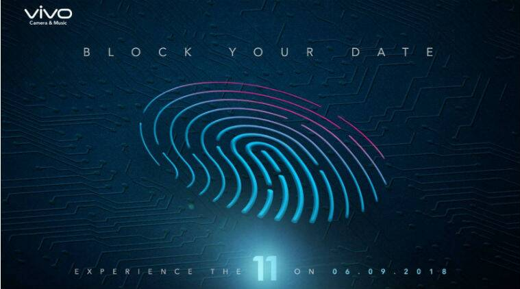 Image result for Vivo V11 India launch on September 6, company sends media invites