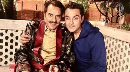 Dharmendra on Bobby Deol's comeback: There are ups and downs in everybody's life, to rise after every fall is remarkable