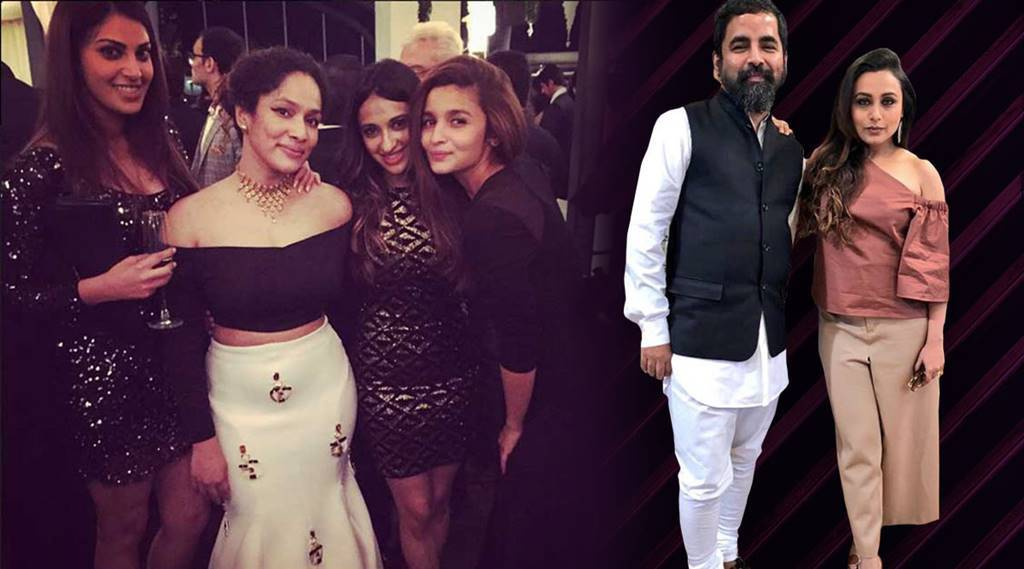 From Alia Masaba To Rani Sabyasachi 5 Fashion Designers And Their Bollywood Bffs Lifestyle News The Indian Express