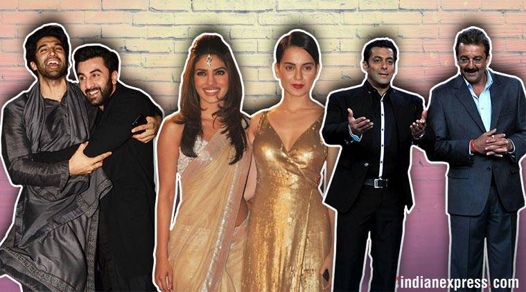 Bollywood friendships