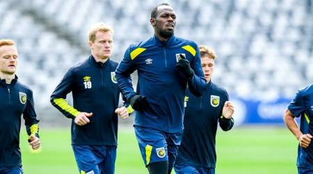 Olympic champ Usain Bolt expects nerves for Central Coast Mariners debut